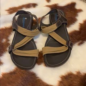 Timberland Earth Keepers sandals.